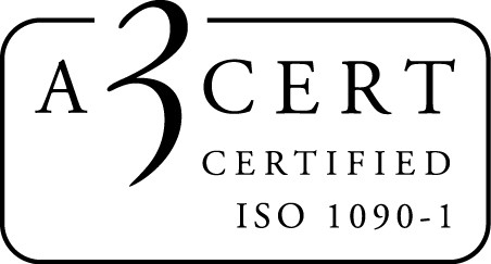 A3CERTFIED ISO 1090-1